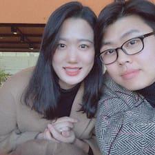 Профиль пользователя 소영