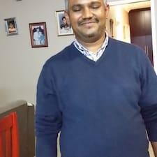 Profil utilisateur de Hansraj