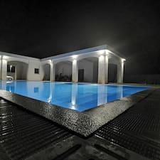 Villa Siesta User Profile