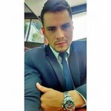 Profil Pengguna Sebastián