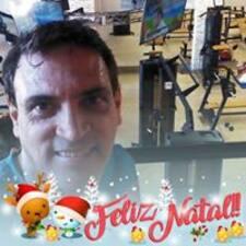 José Manuel felhasználói profilja