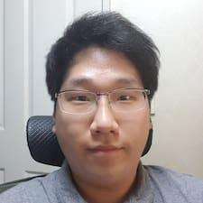 Профиль пользователя Sanghyun