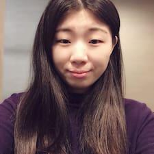 Profil utilisateur de Yijia