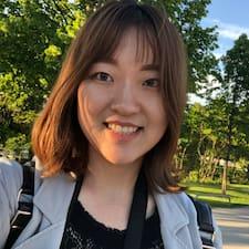 Tina felhasználói profilja