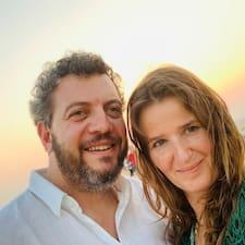 Britt & Richard User Profile