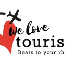 Profilo utente di We Love Tourism