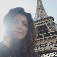 Paris的用户个人资料