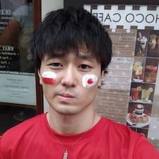 Kazuki Brukerprofil