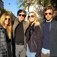 Alessandro, Vickie & Simone Kullanıcı Profili