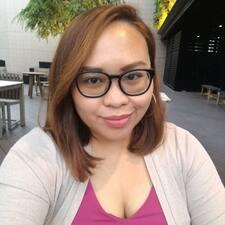 Profil Pengguna Johanna Mignon