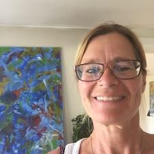 Henkilön Hanne Hvenegaard käyttäjäprofiili