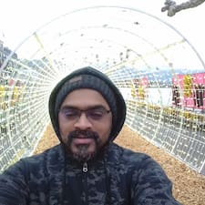 Satish Reddy User Profile