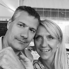 โพรไฟล์ผู้ใช้ Gilles & Sophie