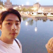 Användarprofil för Gyuyong