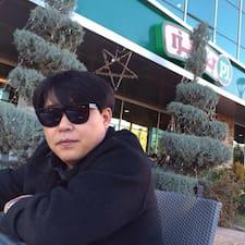 SangHeon User Profile