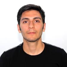 Profil utilisateur de Mertkan
