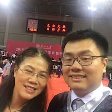 Xingyu的用戶個人資料