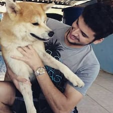 Tiago Felipe - Uživatelský profil