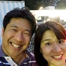 ICHIRO And YUKKO User Profile