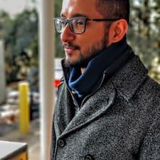 Asheesh User Profile