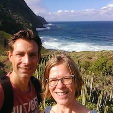 Harwin & Tamara Brukerprofil