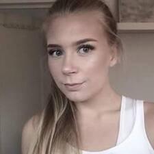 Andrine Brugerprofil
