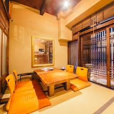 Användarprofil för 京都町屋旅館
