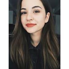 Selin felhasználói profilja