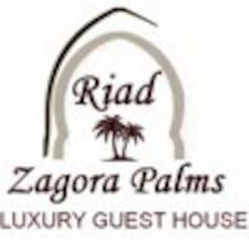 Riad Zagora Palms felhasználói profilja