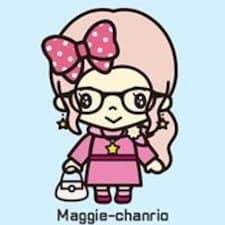 Perfil de usuario de Maggie