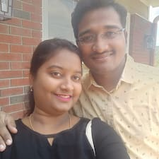 Profil utilisateur de Anusha