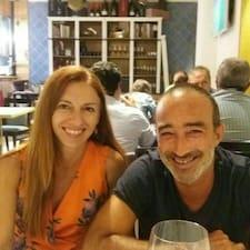 Perfil de usuario de Miriam And Alejandro