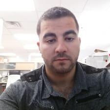 Raed - Uživatelský profil