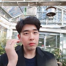 Профиль пользователя Jongseob