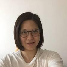 April Wong的用戶個人資料