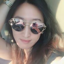 Profil utilisateur de 利媛