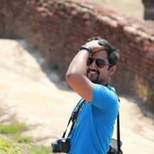 Jayanth的用戶個人資料