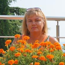 Валентина的用戶個人資料