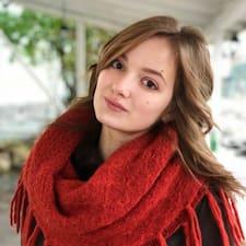 Алёна felhasználói profilja