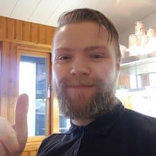 Профиль пользователя Sæþór