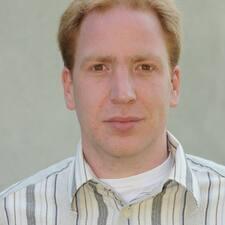 Lars felhasználói profilja