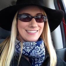 Terina felhasználói profilja