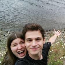 Nutzerprofil von Lara And Johannes