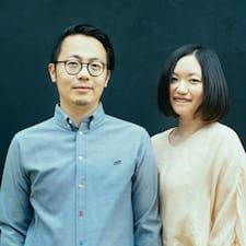 Tomo&May User Profile