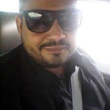 Alfredo felhasználói profilja