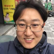 Användarprofil för 성욱