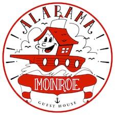 Nutzerprofil von Alabama