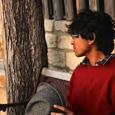 Pushkar Kumar felhasználói profilja