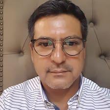 Bakhtiar felhasználói profilja