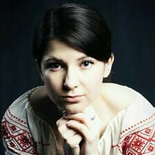 โพรไฟล์ผู้ใช้ Viktoryia